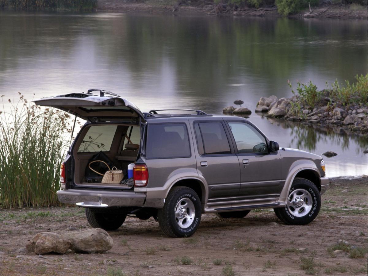 внедорожник ford explorer u2