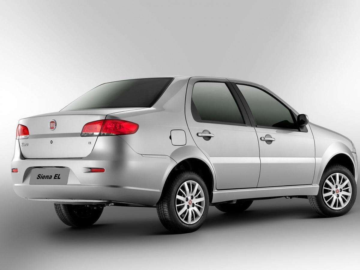 информация об автомобилях фиат